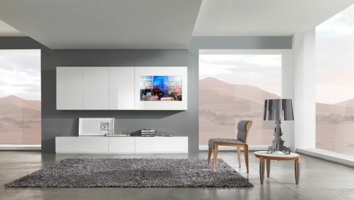 wandschrank-für-wohnzimmer-minimalistische-gestaltung