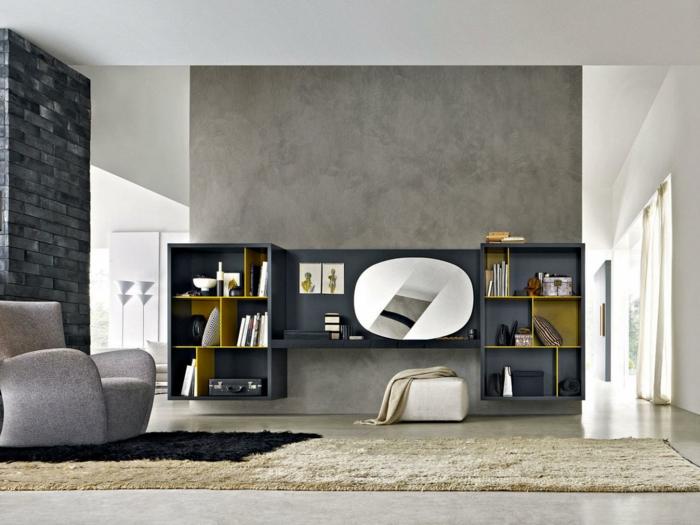 Moderne Schranke Fur Wohnzimmer ~ Die Besten Einrichtungsideen und ...