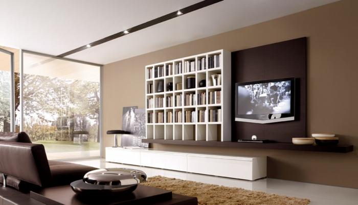 wandschrank-für-wohnzimmer-moderne-gestaltung