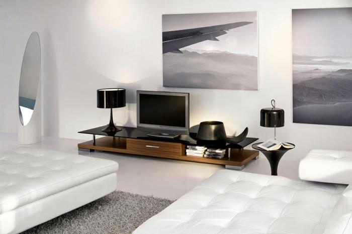 wandschrank-für-wohnzimmer-schöne-weiße-wände