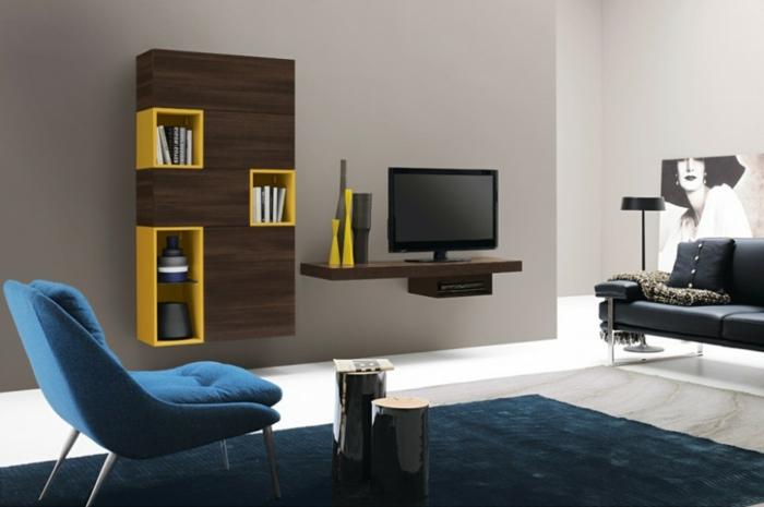 wandschrank-für-wohnzimmer-super-einfach-gestaltetes-zimmer
