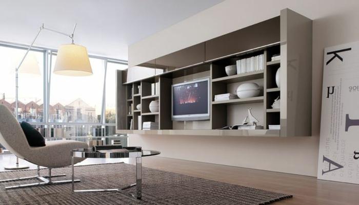 Wandschrank Für Wohnzimmer Super Tolle Gestaltung