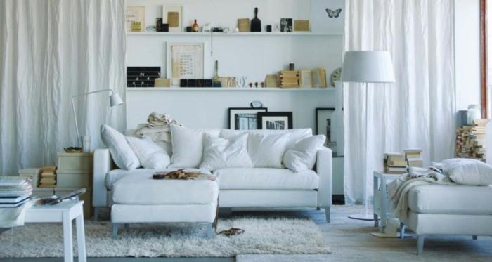 wandschrank-für-wohnzimmer-weiße-gestaltung