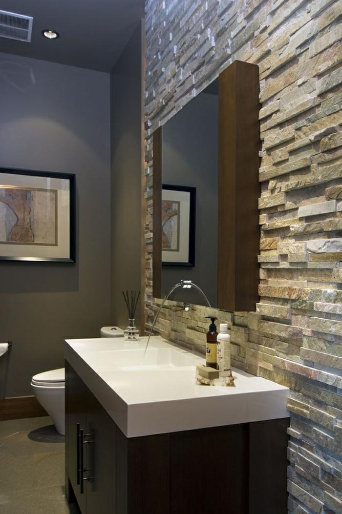 naturstein im badezimmer reinigen. Black Bedroom Furniture Sets. Home Design Ideas