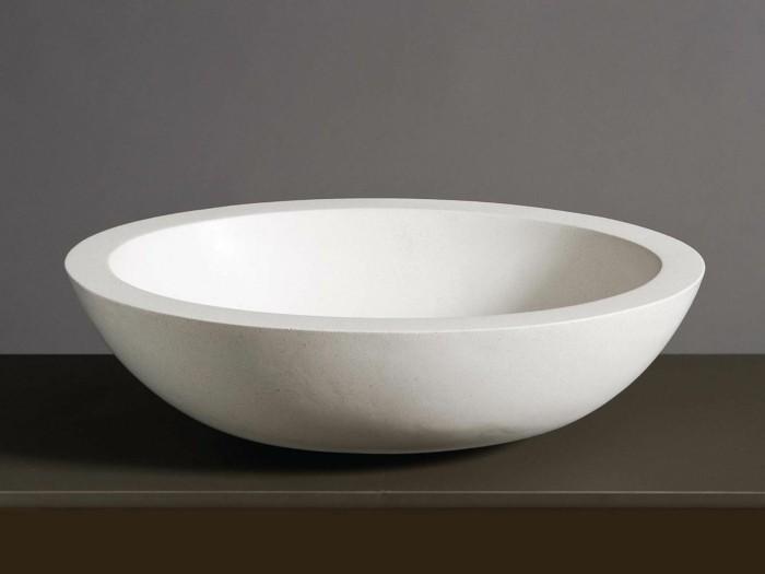 waschbecken-aus-stein-weißes-modell