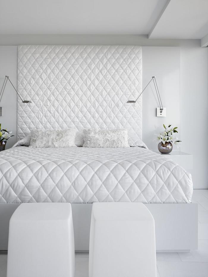 weisse betten m bel und heimat design inspiration. Black Bedroom Furniture Sets. Home Design Ideas
