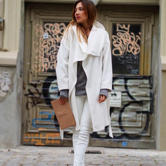H&M-Mantel-Damen-weiß-interessantes-Modell