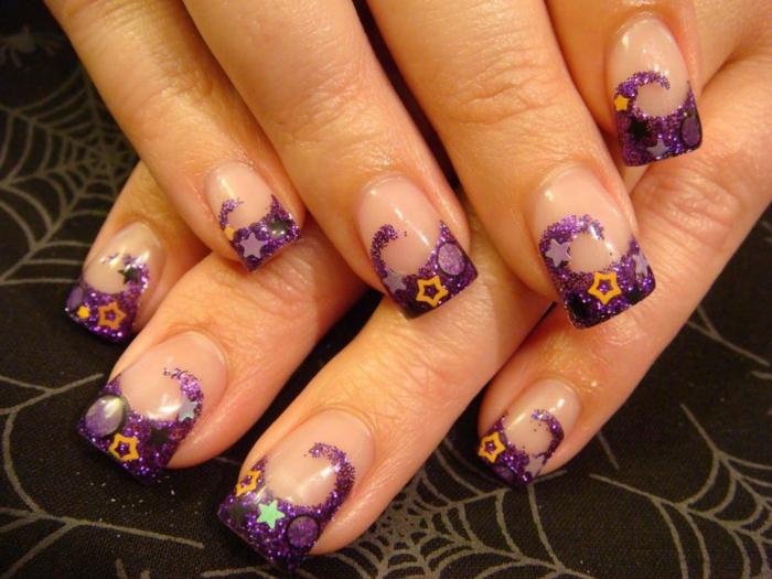 Halloween-Ideen-für-Maniküre-nagel-design