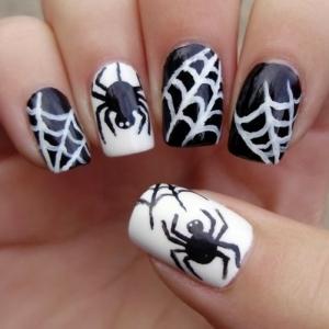 Halloween Ideen für Maniküre