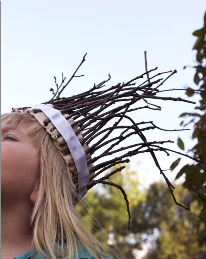 Herbstbasteln-mit-Kindern-haar-accessoires