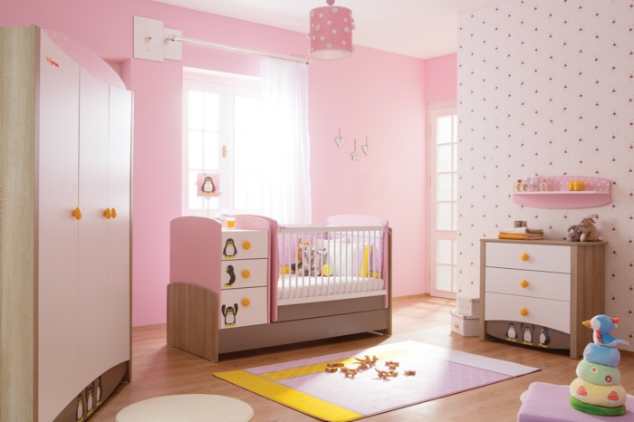 kommode rosa pink innenr ume und m bel ideen. Black Bedroom Furniture Sets. Home Design Ideas