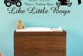 Wandtattoos für Kinderzimmer – eine Super Idee!
