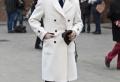 Weißer Mantel – der Stil der Adligen