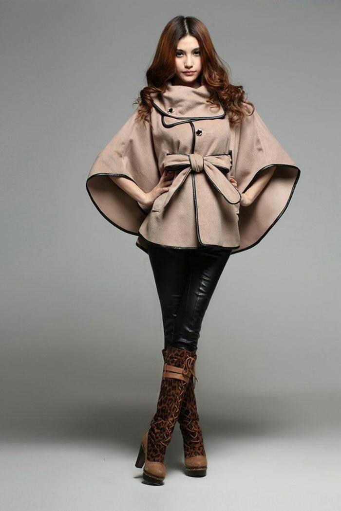 Меховое пальто своими руками фото 195