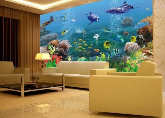 design : große wohnzimmer wandgestaltung ~ inspirierende bilder ...