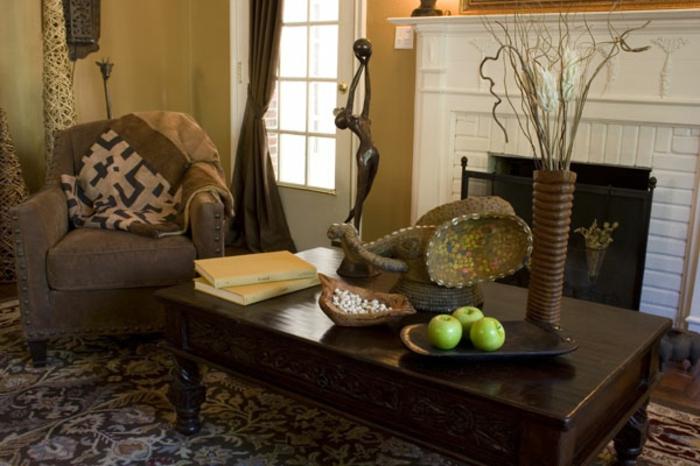 wohnzimmer afrika deko ~ raum- und möbeldesign-inspiration - Wohnzimmer Deko Afrika