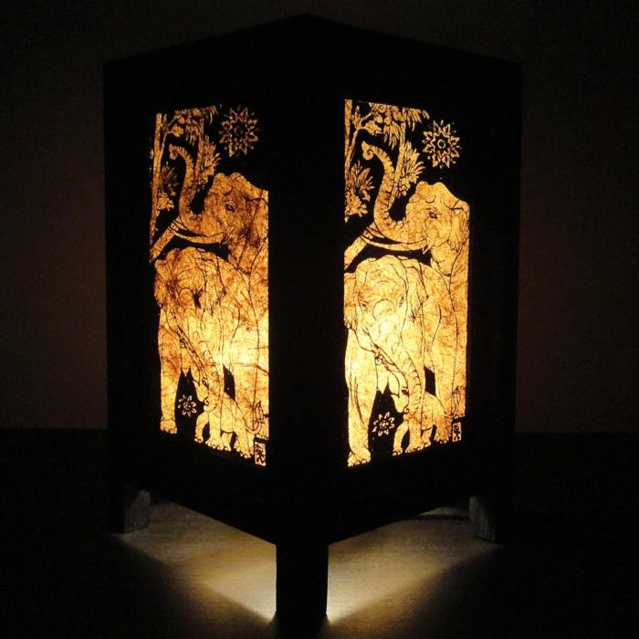 asiatische-Lampe-Thailand-Elefante-originell-kreativ