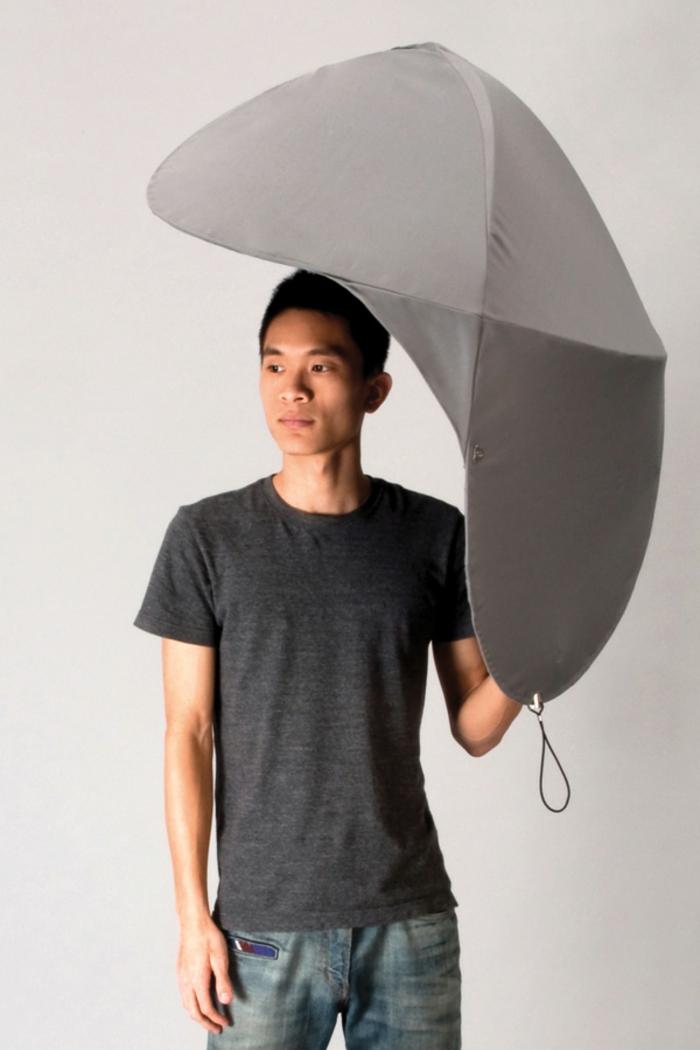 ausgefallene-regenschirme-extravagantes-design-in-grau