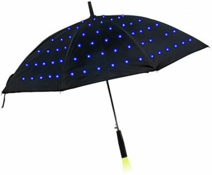 ausgefallene-regenschirme-interessantes-schwarzes-modell-mit-beleuchtung