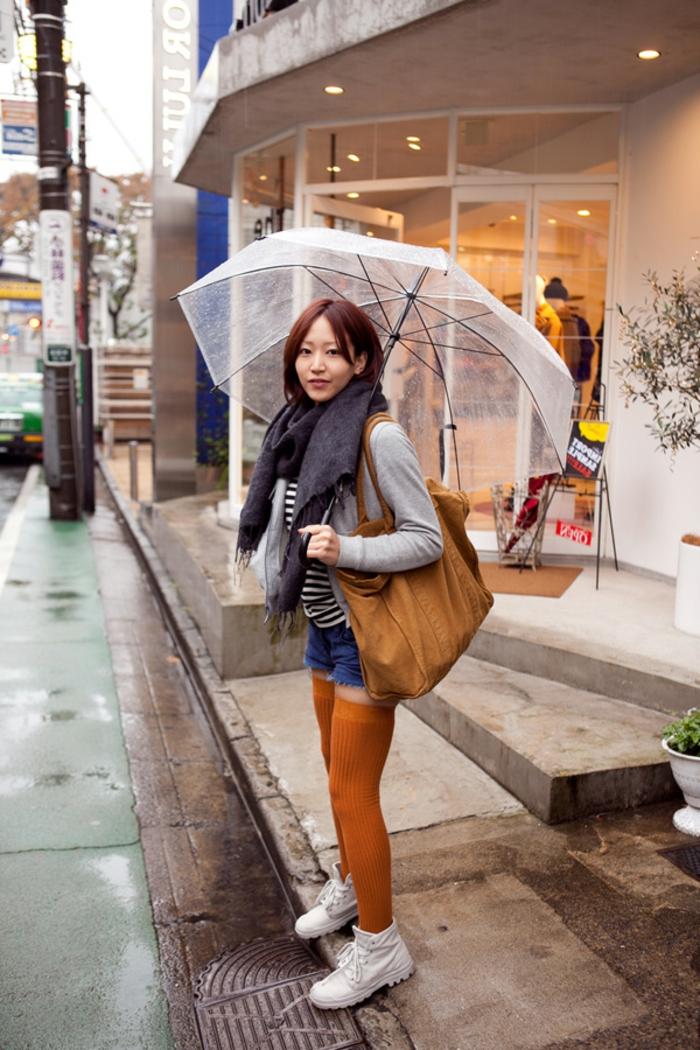 ausgefallene-regenschirme-modell-durchsichtig