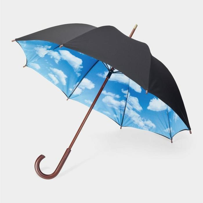 ausgefallene-regenschirme-schwarzes-modell-mit-blau