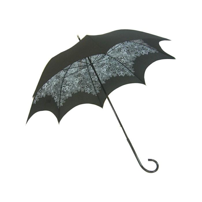 ausgefallene-regenschirme-weißer-hintergrund