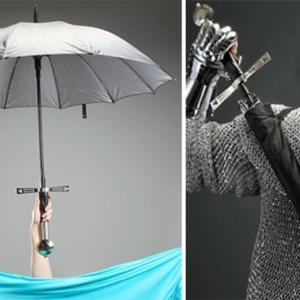 Ausgefallene Regenschirme: 32 originelle Modelle!