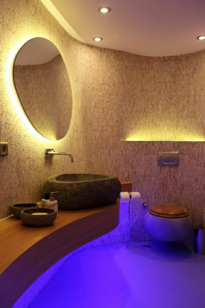 kleines quadratisches wohnzimmer einrichten:Badezimmer beleuchtung ...