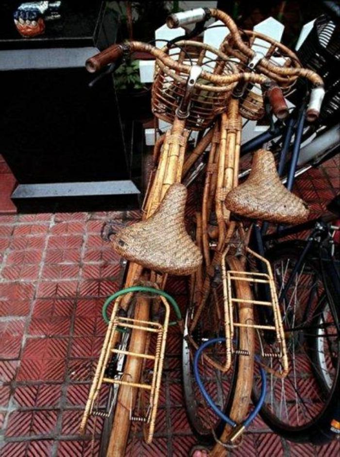 bambus-fahrräder-vintage-retro-einfaches-Design
