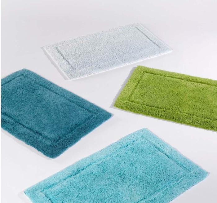 baumwolle-badematte-drei-schöne-modelle