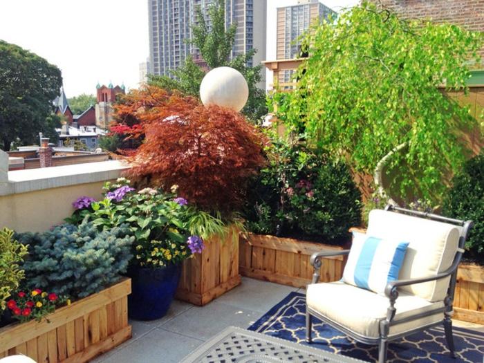 54 bilder mit bepflanzung f r dachterrasse. Black Bedroom Furniture Sets. Home Design Ideas