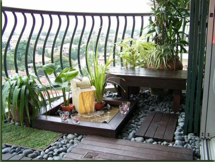 bepflanzung- dachterrasse-deko-steine