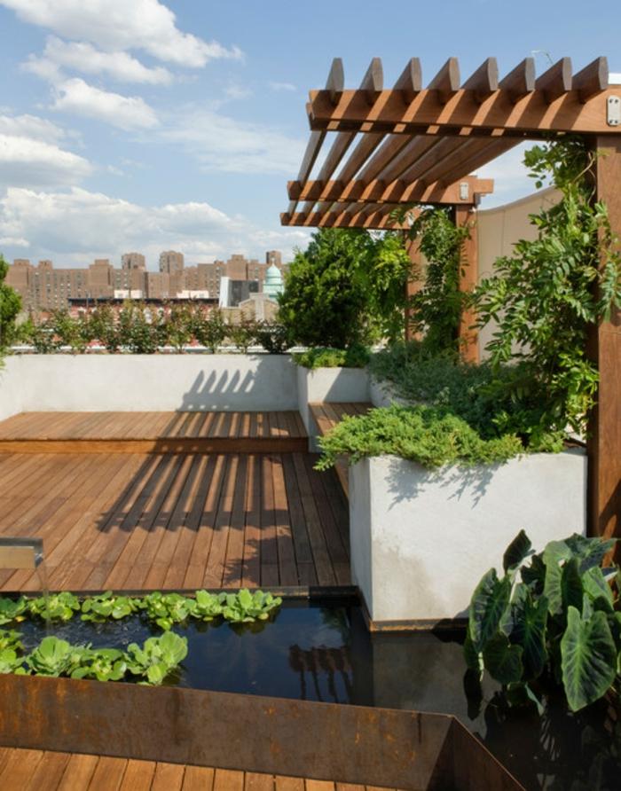bepflanzung- dachterrasse-sonnen-schutz-
