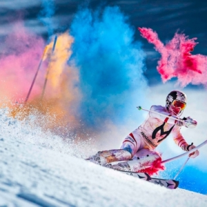 Diese Bilder von Skifahren sind einfach verblüffend!