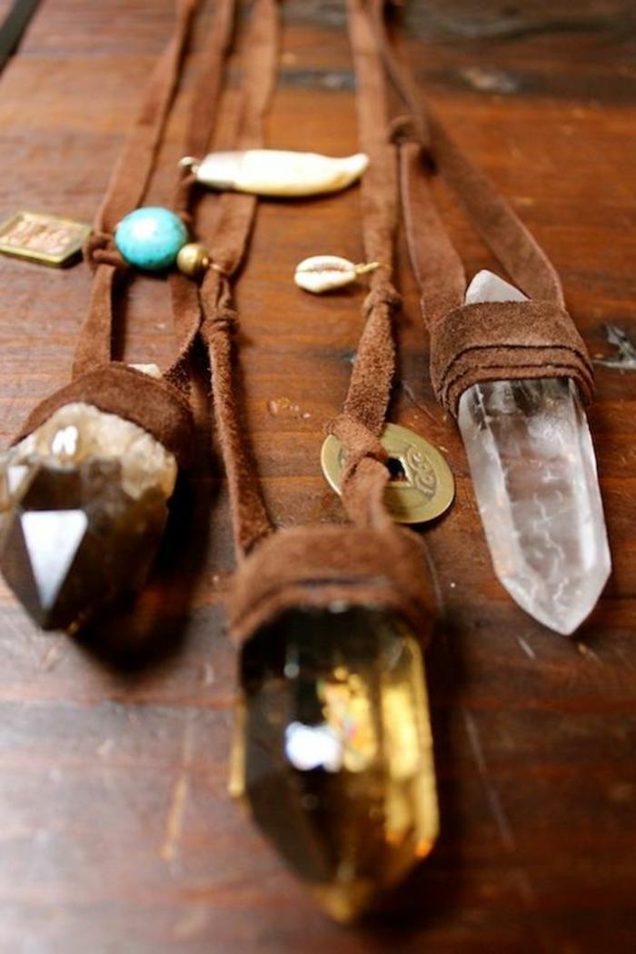 boho-ketten-Kristalle-Dekoration-Accessoires