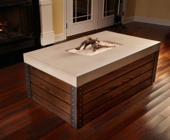 couchtisch extravagant couchtisch aus beton eine idee kreative couchtische with couchtisch. Black Bedroom Furniture Sets. Home Design Ideas