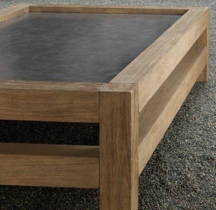 couchtisch-aus-beton-hölzernes-modell