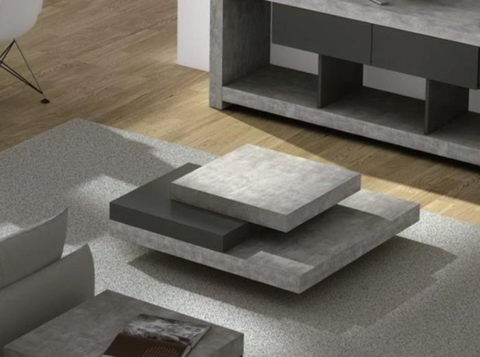 Couchtisch aus Beton Eine extravagante Idee Archzinenet : couchtisch aus beton modernes aussehen from archzine.net size 700 x 521 jpeg 193kB