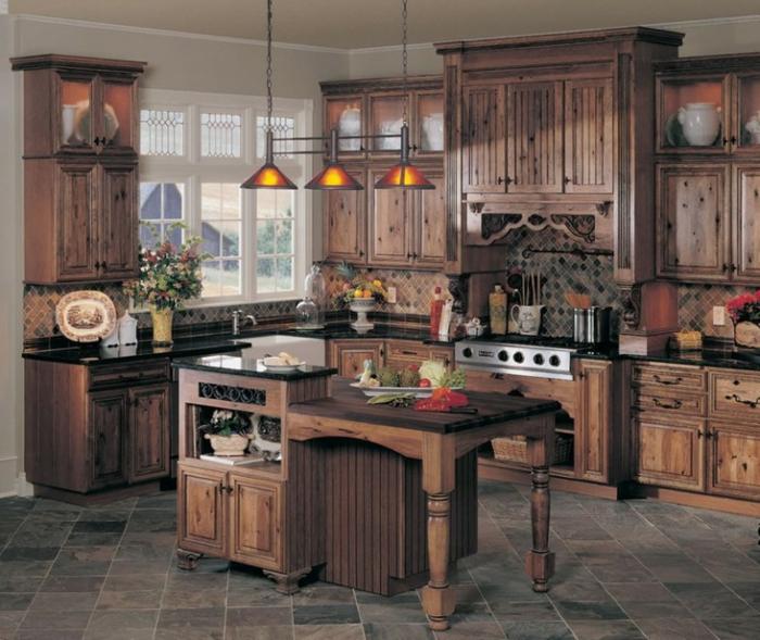 deko-ideen-für-küche-aristokratisches-design