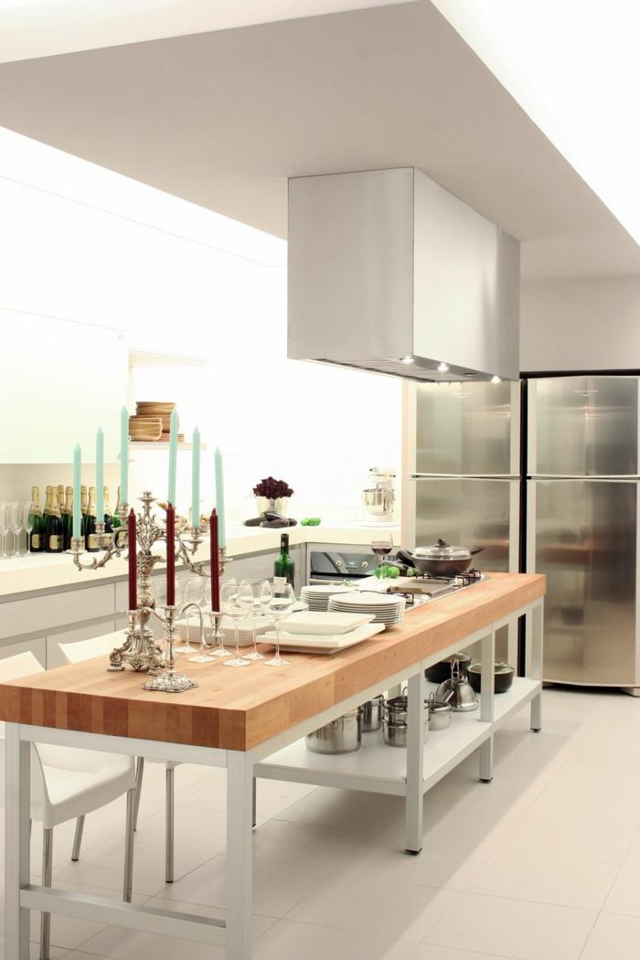 deko-ideen-für-küche-minimalistische-ausstattung