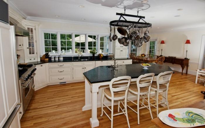 deko-ideen-für-küche-weißes-interieur