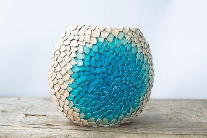 deko- vasen-blaues-modell