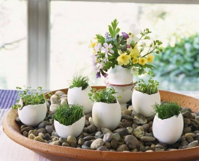 deko -vasen-kreatives-aussehen