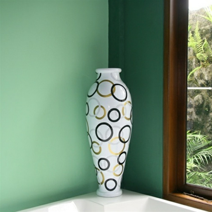 deko -vasen-weiße-schöne-ausstattung