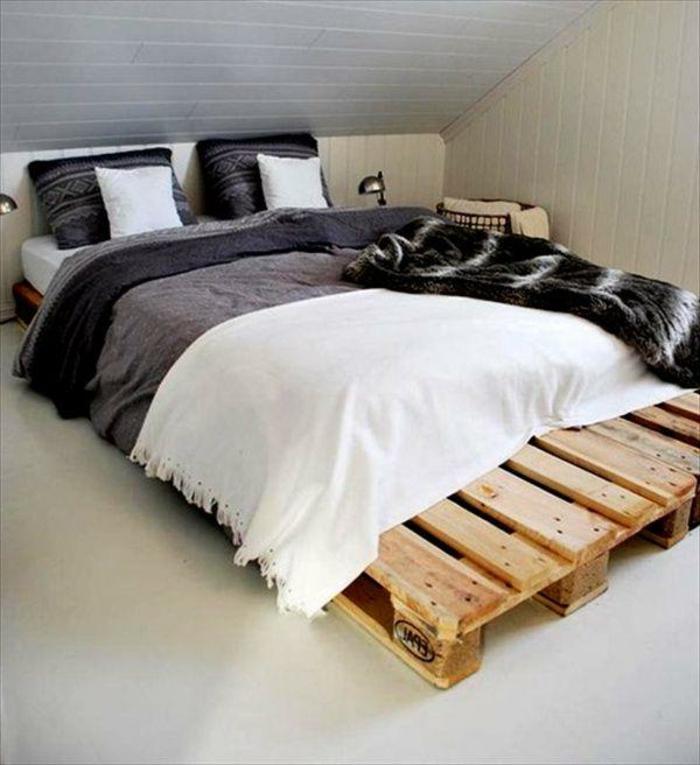 Das diy bett kann ihr schlafzimmer v llig umwandeln for Bett modelle