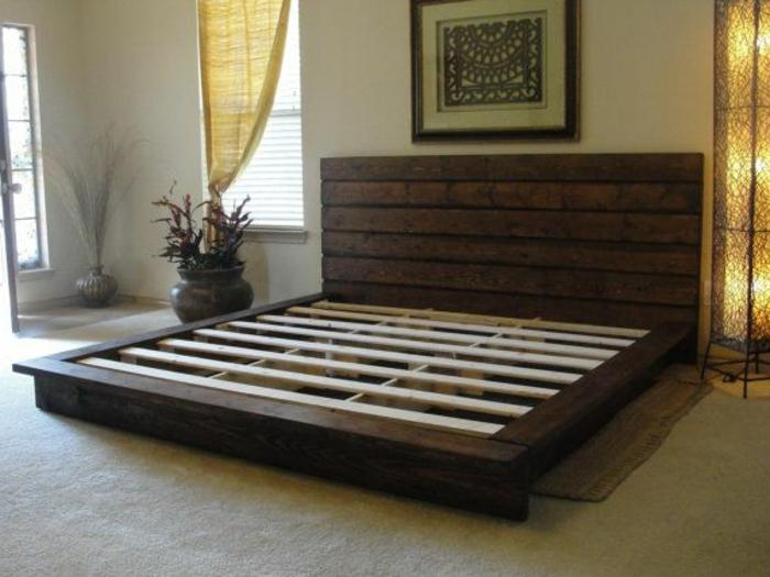 Das Diy Bett Kann Ihr Schlafzimmer V 246 Llig Umwandeln