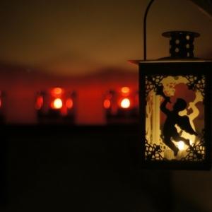 Engel-Kerzen Modelle: schöne winterliche Deko