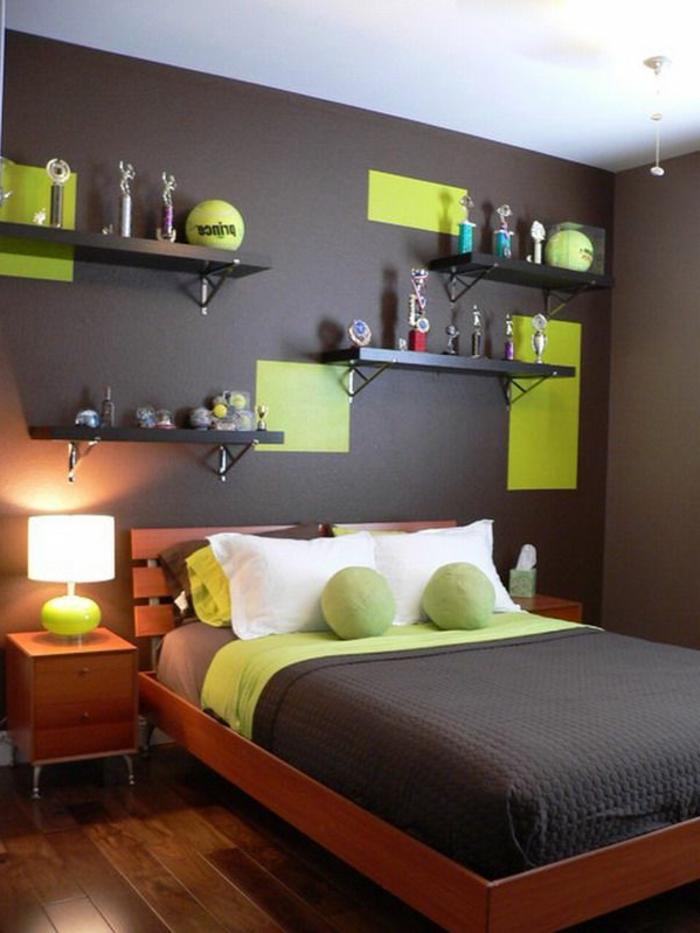 Farbliche raumgestaltung f r eine gute laune for Decoraciones para cuartos de hombres