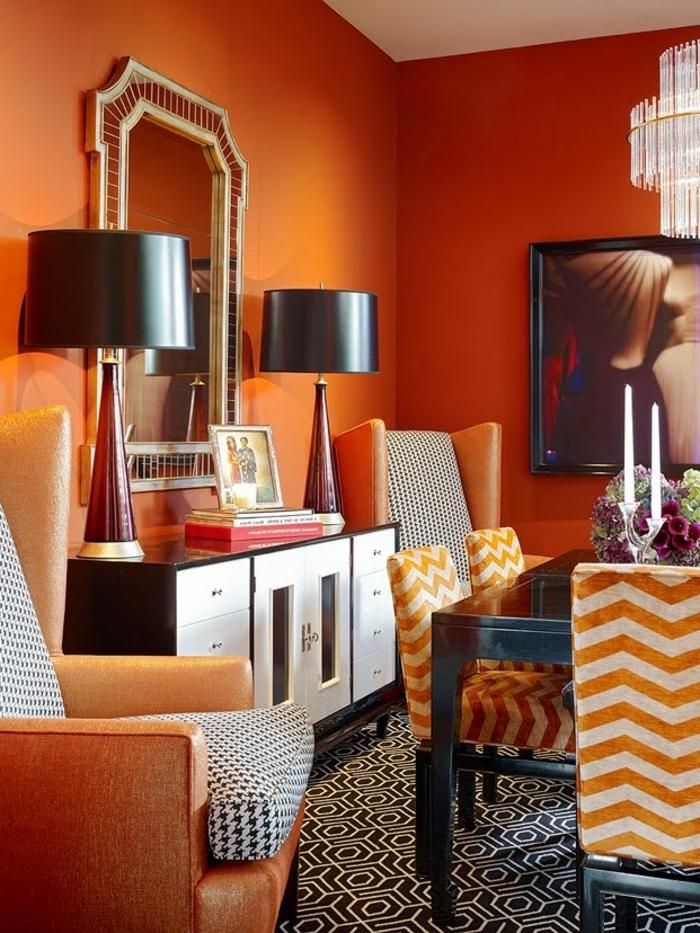 farbliche-raumgestaltung-orange-wand