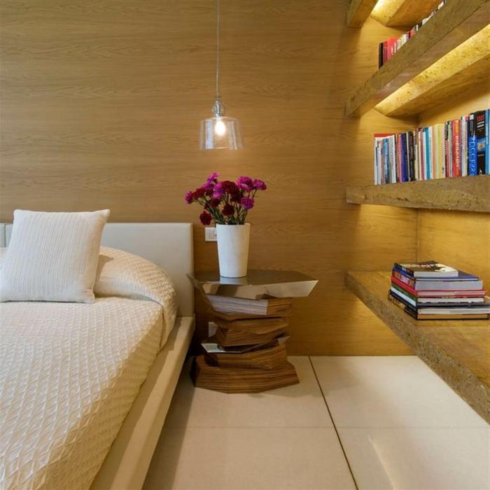 gemütliches-schlafzimmer-gestalten-gelbe-beleuchtung